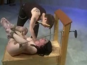 A Severe Spanking Domination