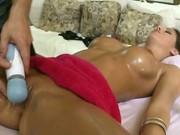 Big Titty Massage Table