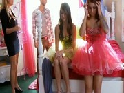 Kelly Madison Lets Her Husband Fuck Two Teen Girls On Their Prom
