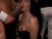 Big Sex Party In Night Club