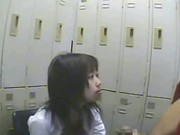 Shoplifting girl punishment