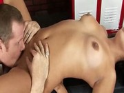 Hot school girl fucked by the coach