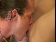 Hot and sexy girl gets cunt licked