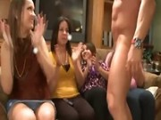 Real amateur girls blowjob party