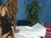 Hot 18 year old babe gets fucked hard