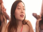 Asian MiLF and Two Boy Toys 3 by TokyoBigTit
