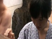 Azusa Nagasawa Hot Japanese doll gets gangbang sex 1 by PublicJa
