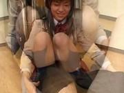 Akane Hotaru Beautiful Japanese teen 2 JPschoolGirls