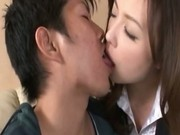 Aiko Hirose Japanese babe gives a blowjob 1 by JapanMilfs