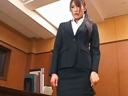 Junna Aoki Hot Japanese teacher 1 by myJPteacher