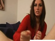 Paige turnah getting rough with cock