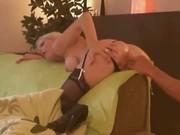 Amateur Horny Girl Lingerie