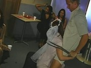 Very hot Hard sex in girls office