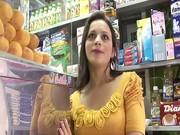 Oyeloca Hot latina teen Paloma Vargas hardcore shaved pussy sex