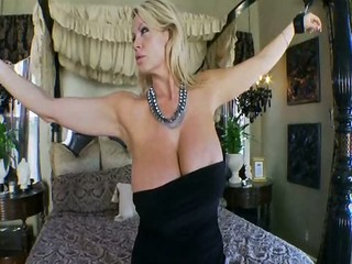 Massive Mellons Of Kelly Madison Engulf A Hard Cock