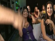 Horny girls celebrate their 21st birthday