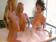 Barbie Bennett and Sara Maclaughlin  and Taylor Wane