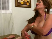 Old slut with good fucking skills