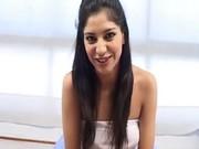 OyeLoca Skinny latina teen Gia Passion fucked hardcore