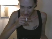 Nasty Tampa Crack Whore  Plays Rotten Ralphs Rusty Trombone For