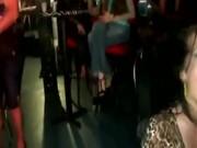 Amateur cfnm stripper blowjob and facial