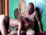 Horny real dutch hooker gets a cumshot