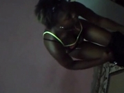Young Black African prostitute (Ghetto)