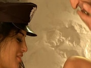 Black Angelika in Hot Anal Scene