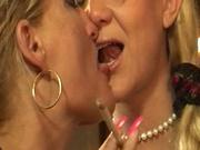 Mature Lesbian Sex ( smoking fetish )
