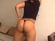 Amazing Thick Black ASS & Body Twerks & Shakes - Ameman