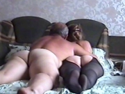 Spy Cam Russia Old man