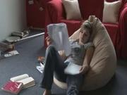 Horny Student Takes Blissful Break Teen