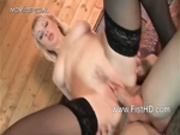 Virginia Milf getting her tight asshole fisted