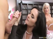 All Tied Up - Bianca Breeze and Riley Jenner