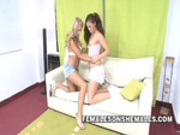 Lucky Shemale Kate Augustina Fucking A Horny Girl