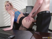 Devon gets spun around from pussy to mouth