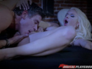 Anikka Albrite gets her pussy licked real good