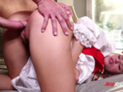 Jillian Janson fucked doggy style in Daddy's Little Doll