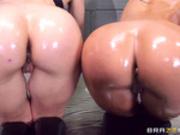 Prison Sluts With Big Butts - Jada Stevens and Anikka Albrite