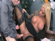 Blonde Milf Britney Shannon Fucked By Dannys Huge Dick