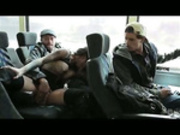 Bonnie Rotten Sucking Cock on a Bus