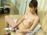 Honoka Ono - Busty Japanese Teen Learning Sex