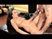Teal Conrad in Naughty Office