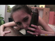 Riley Reids Big Black Cock Massage
