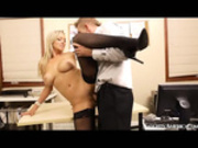 Abbey Brooks in Naughty Office