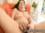 Kimiko Yasue - Nippon Mature Receiving A Creampie Load