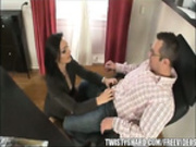 Cameron Cruise fucks her boss