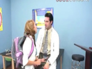 Hot schoolgirl erotica with teacher