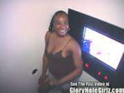 Fonda is 18 years old Ebony girl with huge tits
