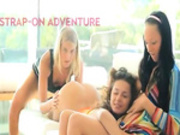 Three girls three incredible vaginas